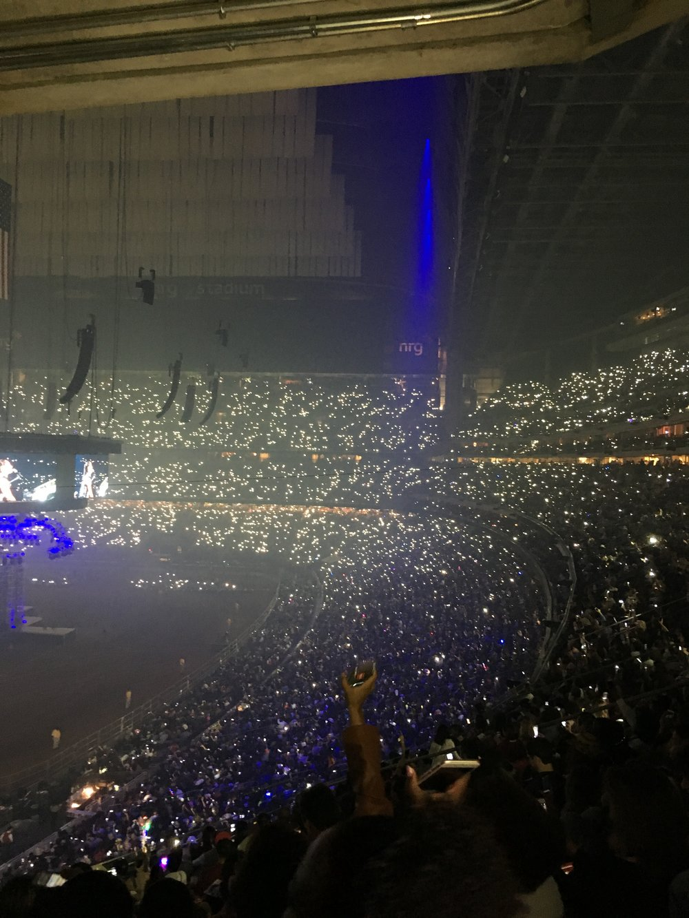 Alicia Keys concert.JPG