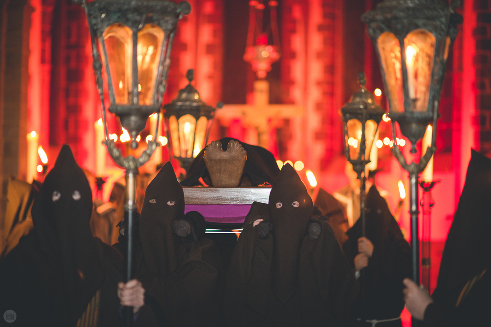 Afbeeldingsresultaat voor lessines procession de penitents