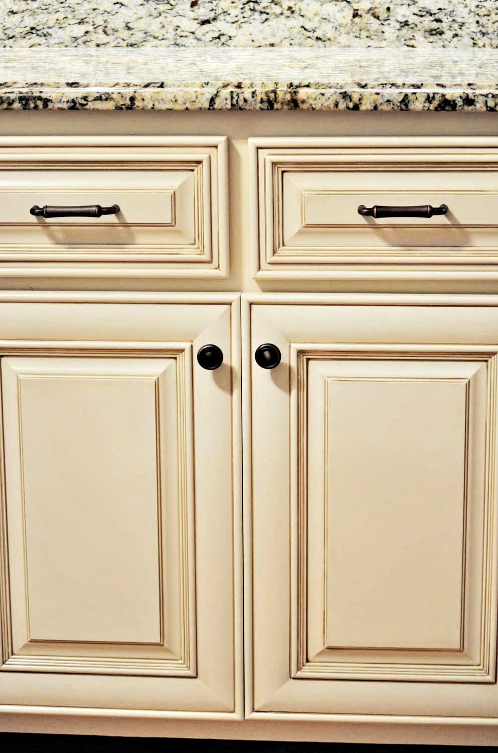 Cabinet refinishing and refacing
