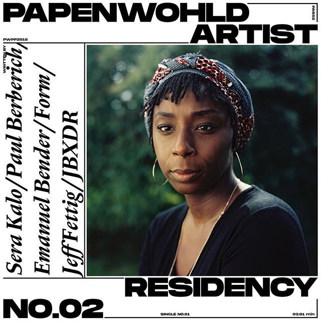 """Beyond excited to share the first single of the @Papenwohld Artist Residency No 2 compilation. Link in Bio.  BETWEEN HARVEST AND RECORDING STUDIO - THE FIRST FRUITS OF A NEWLY DEFINED ARTIST RESIDENCE: """"Riddle"""" - @serakalo @paul.berberich @whoislavid @formprim @jfettig and @jbxdr *** Artwork by @jonacasparbaehr  Photo by @kenbuslay  Mixed by @jonathanwalter86  Mastered by @waltervinyl  Thanks to all the artists and all the supporters... Kultusministerium SH @nativeinstruments @ableton  @springstoff #papenwohld #jbxdr #artistresidence #springstoff #ni #native #ableton #schönenorden  https://sikk.de/Papenwohld-Playlist-Spotify"""