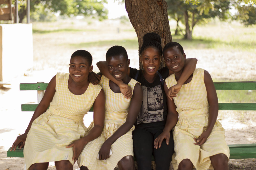 Girls Scholarship Students 2017 with Josepine 1.jpg