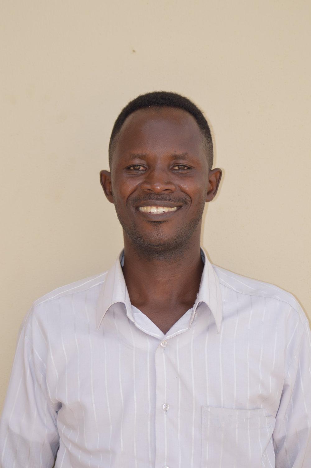 Richard Koomson Program Associate (Ghana)
