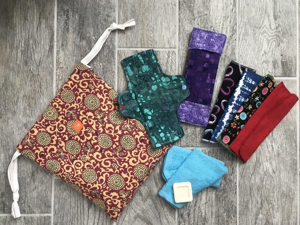 Menstrual Kit.