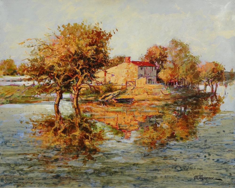 Automne Sur la Loire