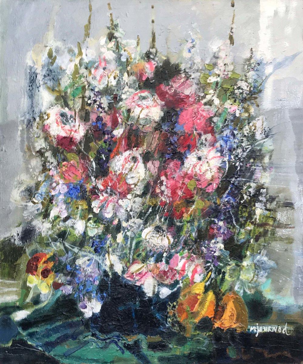 Journod-#249-Bouquet de Printemps-15 x 18-Unframed.jpg