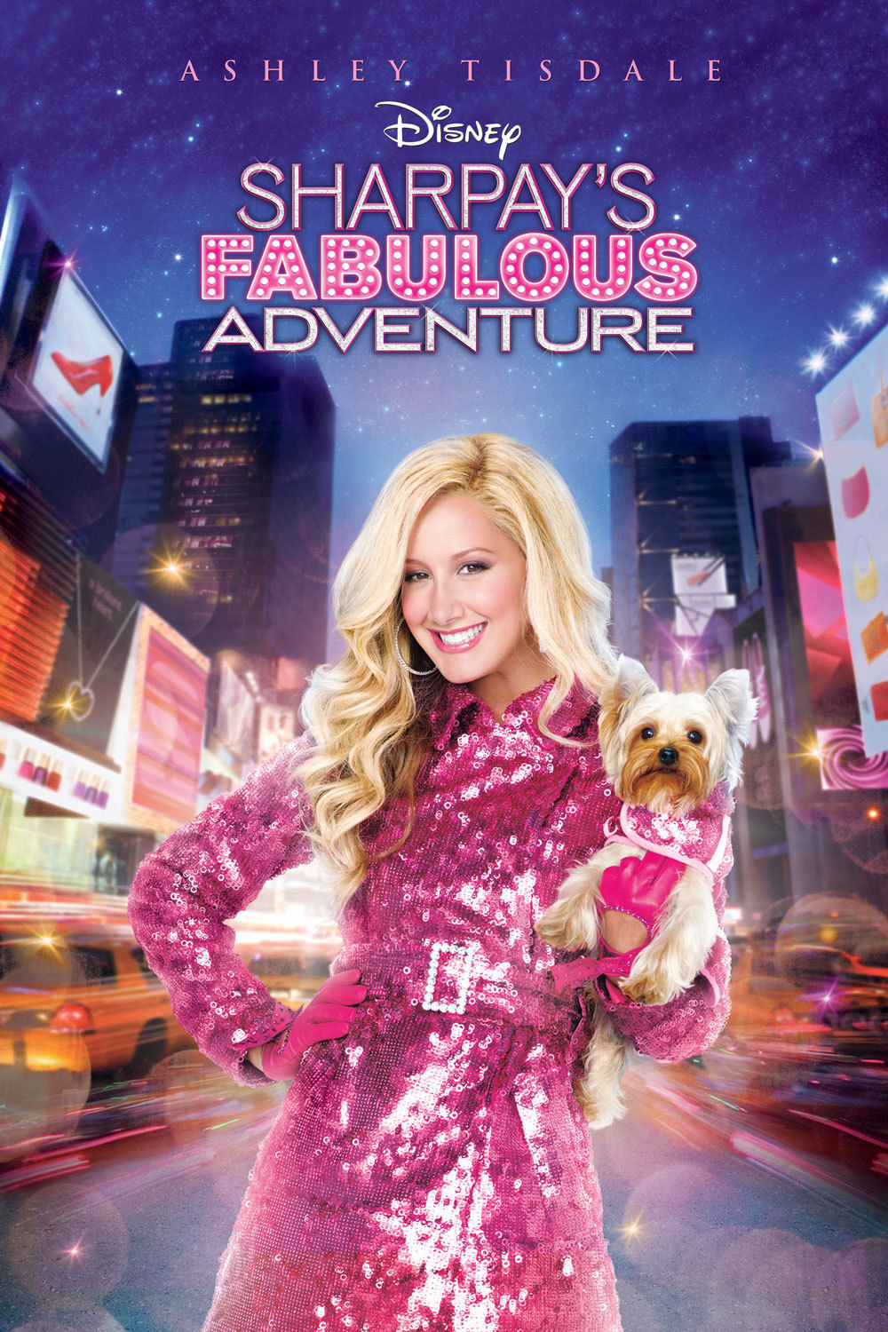 Sharpay's Fabulous Adventure (2011)