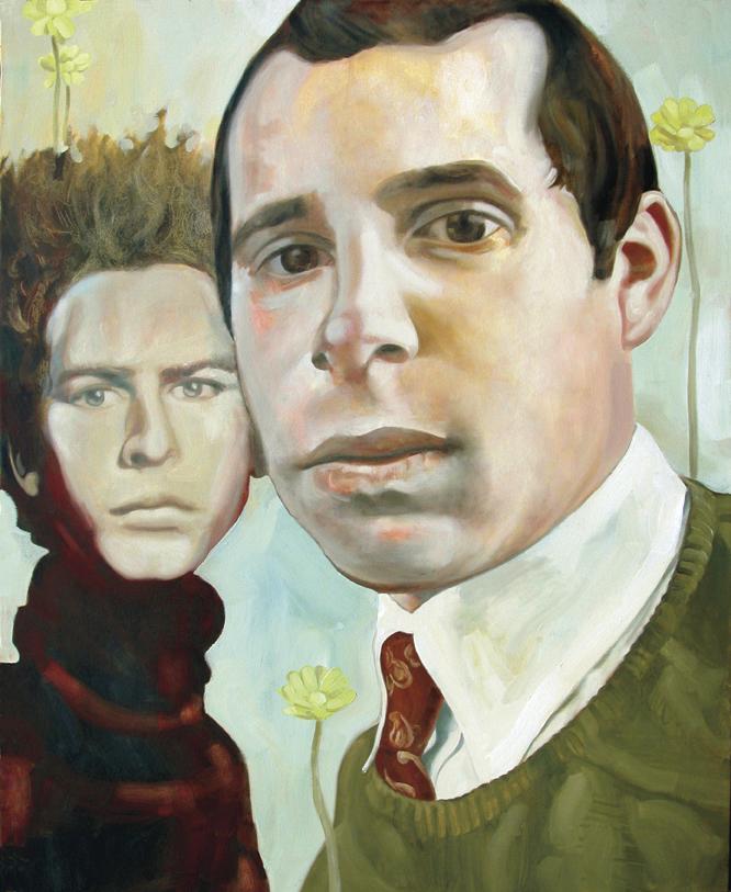 Simon & Garfunkel / Rolling Stone