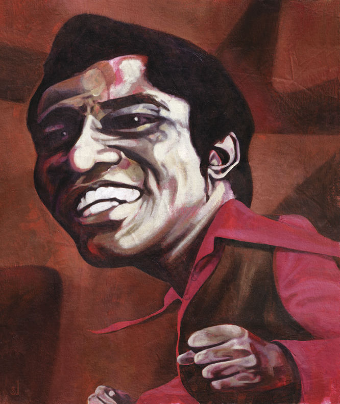 James Brown / Rolling Stone