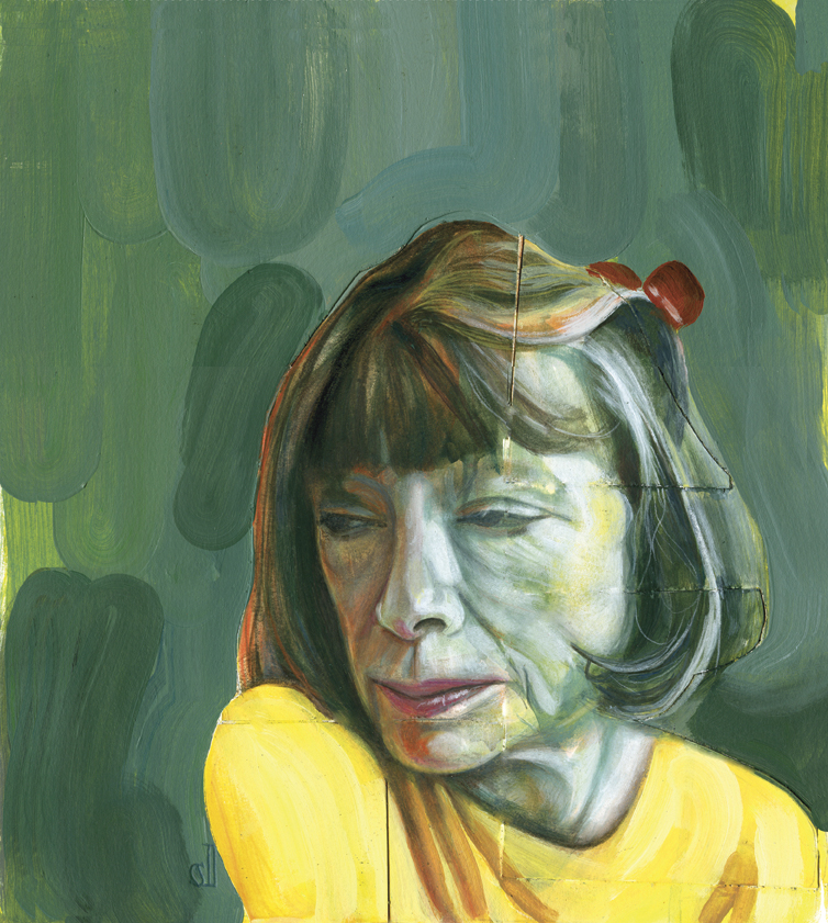 Joan Didion / Los Angeles Times