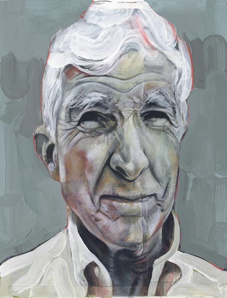 John Updike / Reader's Digest
