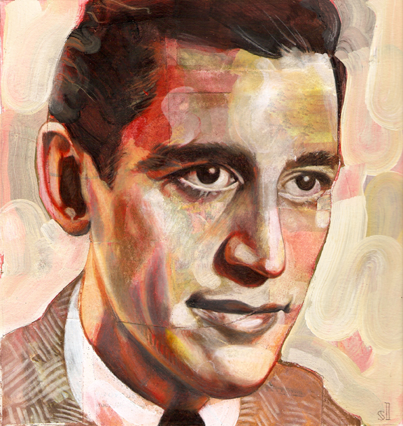 J.D. Salinger / New York Magazine