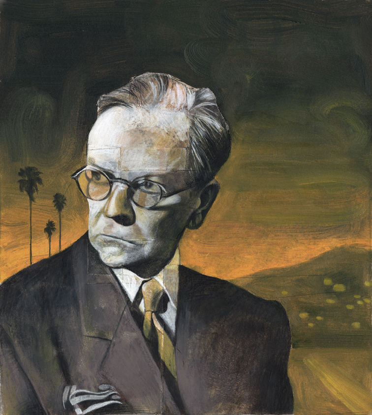 Raymond Chandler / Los Angeles Times