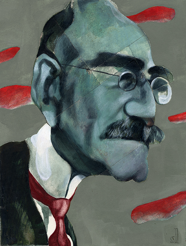 Rudyard Kipling / Yahoo!