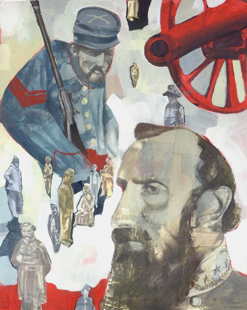 Stonewall Jackson (Blue & Grey)/ Yahoo!