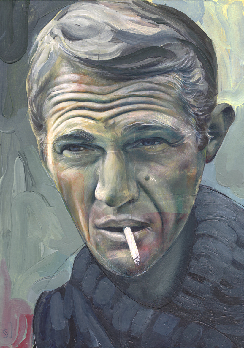 Steve McQueen / Private commission