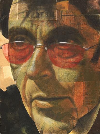 Al Pacino (Heat) / GQ Magazine