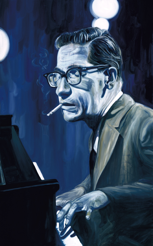 Bill Evans / Gallery installation
