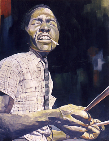 Elvin Jones / Private commission