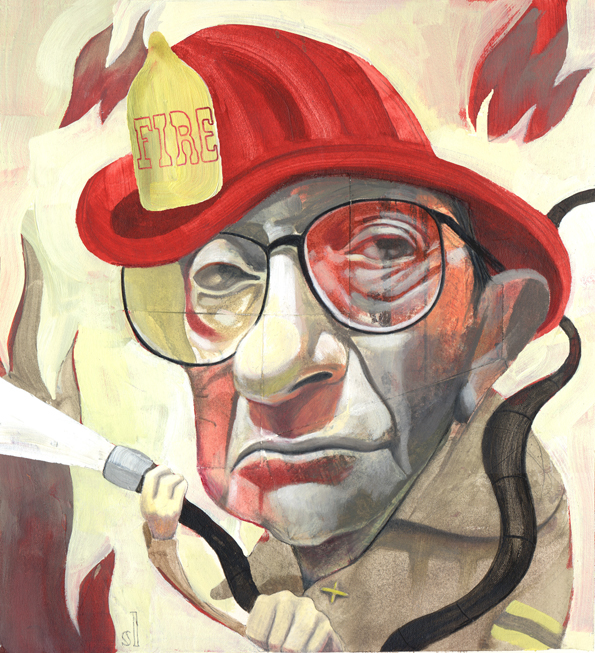 Alan Greenspan / Fortune Magazine