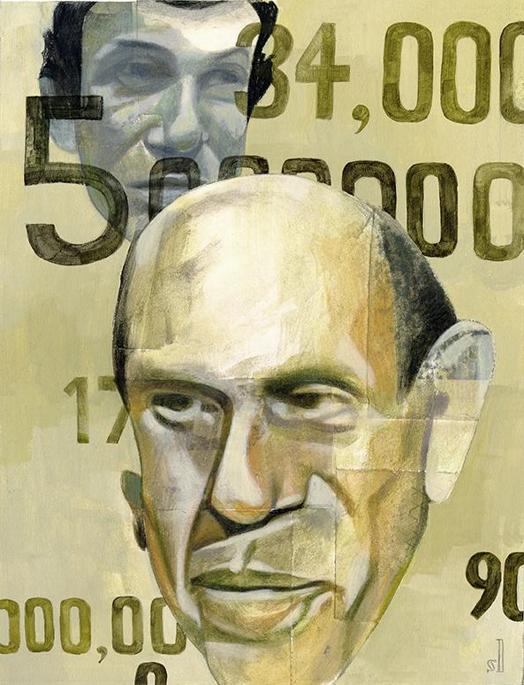 Michael Milken / Bloomberg