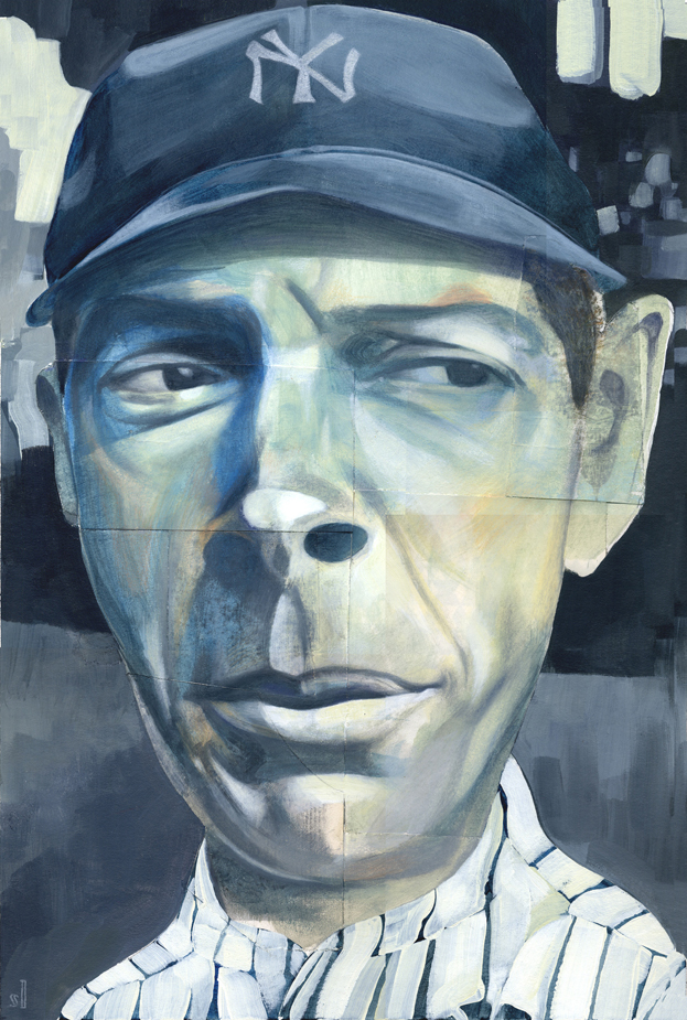 Joe Dimaggio / Private commission