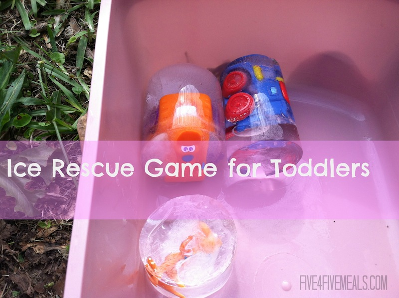 Ice Rescue game for toddlers fun for toddler outdoors.jpg