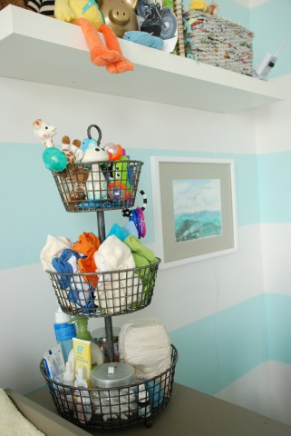 Organizing Baby Room With Limited Space