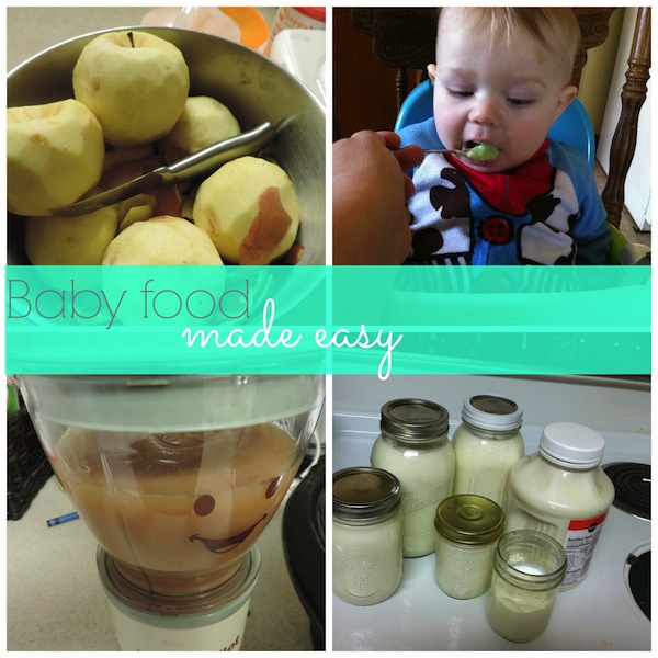 Easy baby food recipes cover quinoa baby food homemade yogurt for babies homemade applesauce for baby food cover.jpg