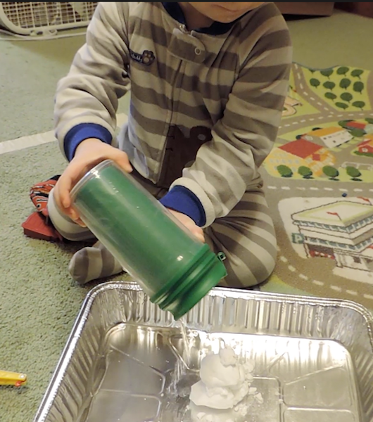 3 snow Indoor Activities to keep a toddler happy and busy.png