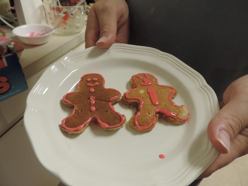 gingerbread man pancakes.JPG