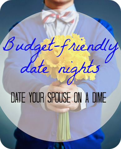 Dating on a limited budget