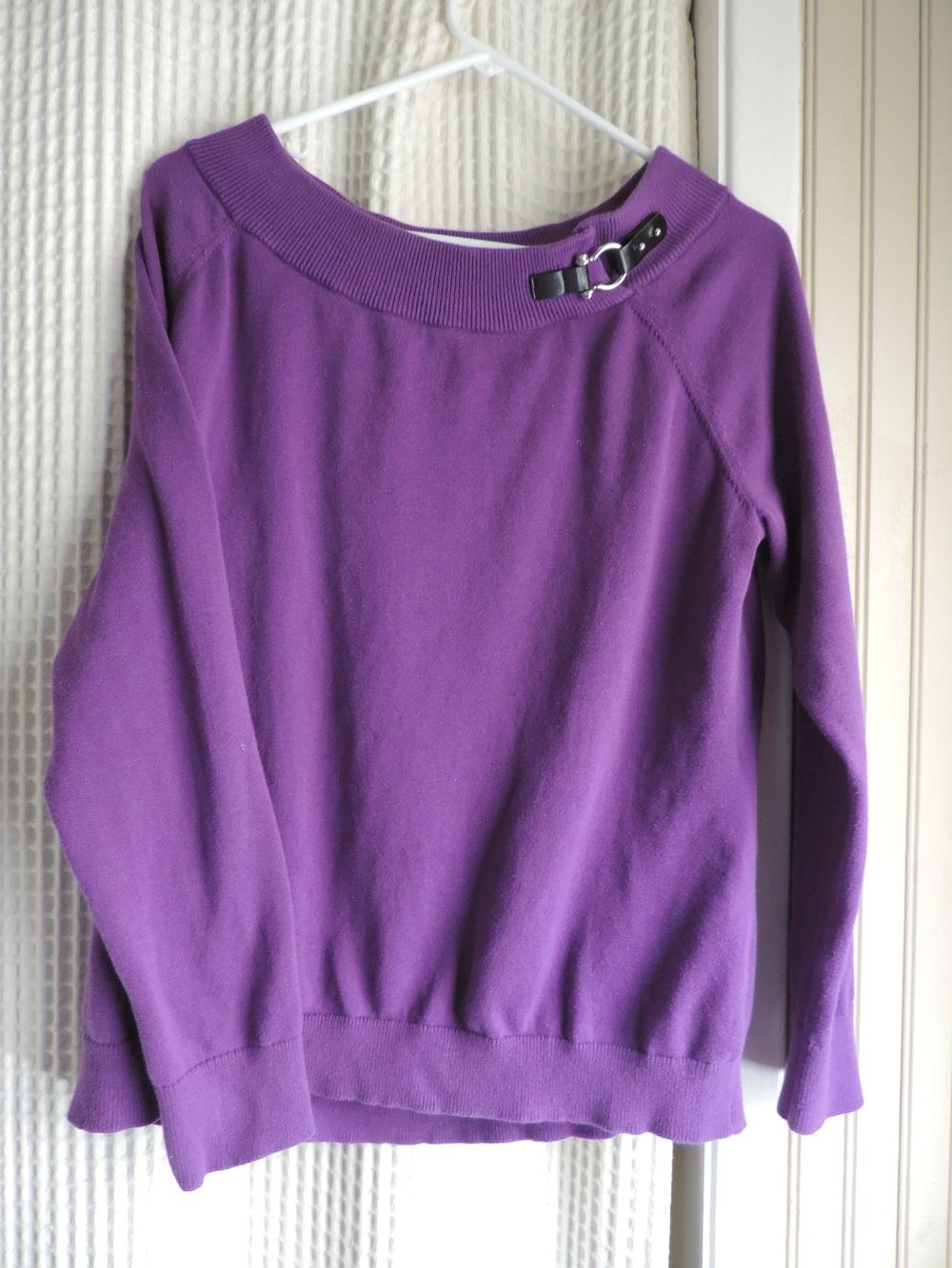 Ralphelaurensweaterfromgoodwill