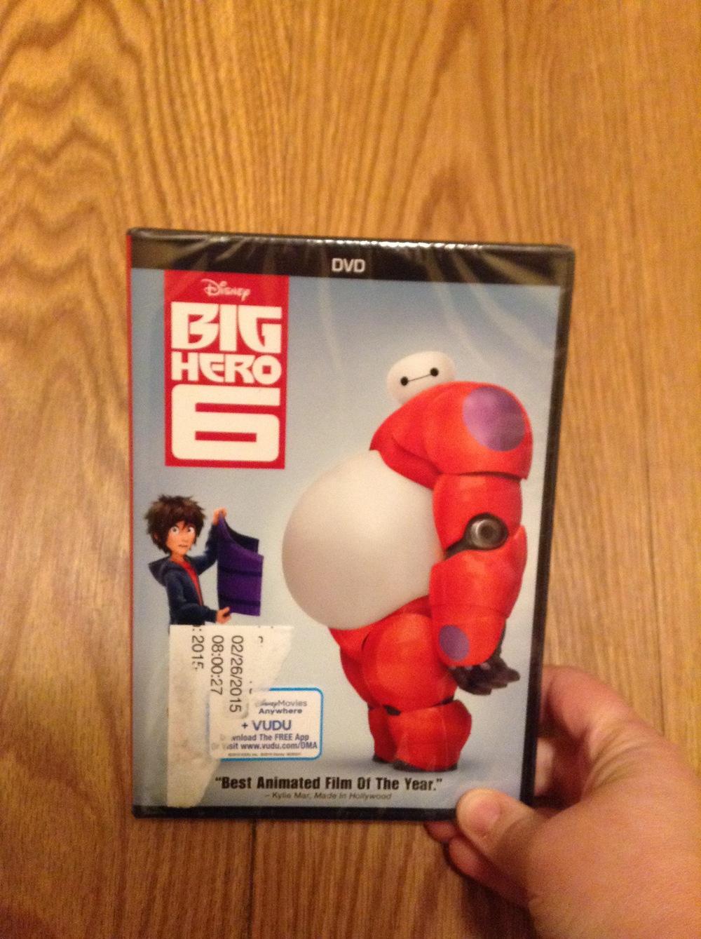 Free DVD