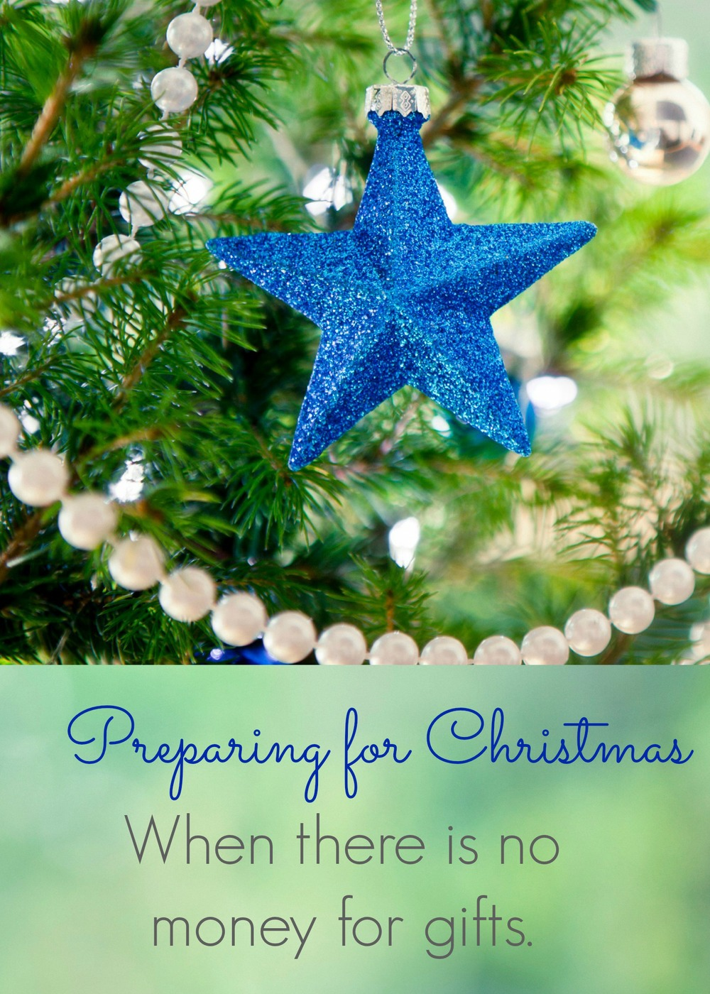 Preparing for Christmas when there is no money for gifts — Frugal ...