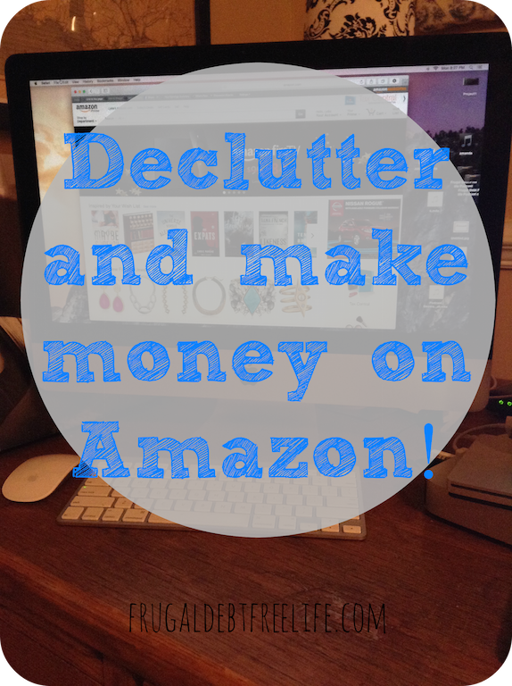 how to make money in one day online declutter and make money off amazon how i made 155 78 in 1685