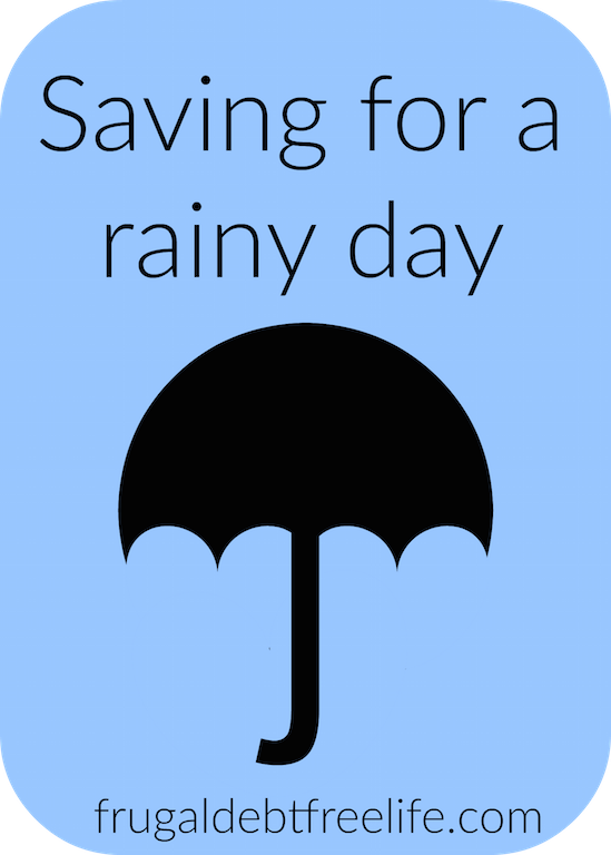Saving for a rainy day essay