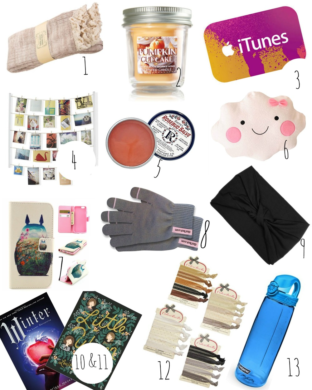 13 gift ideas under 25 for teen girls