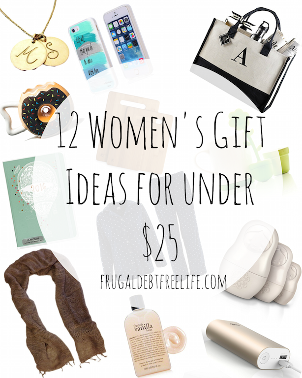 Ladies Gift Guide 12 Gifts For Under 25 Frugal Debt Free Life
