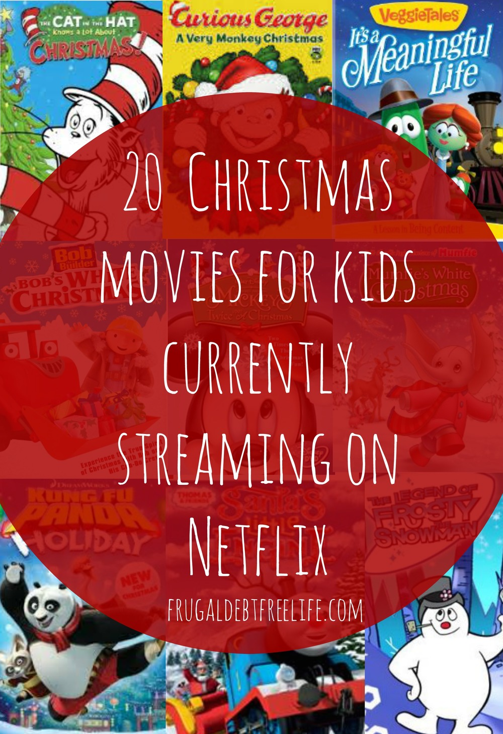 Christmas movies for small Children streaming on Netflix — Frugal ...