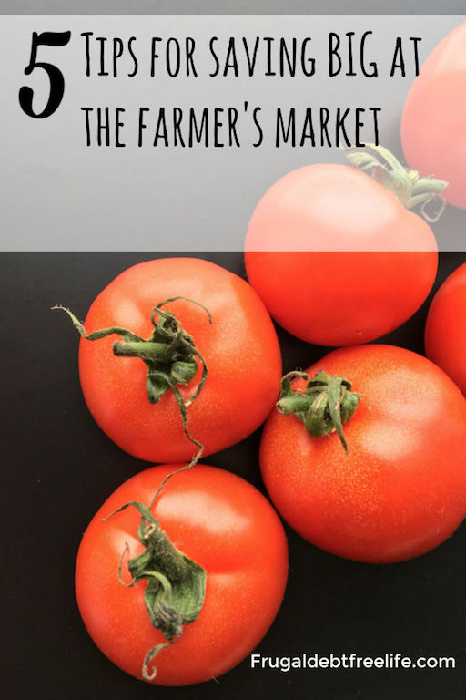 Five tips for saving money at the farmers market this summer tips for saving money on food tips for feeding big families on a budget.jpg
