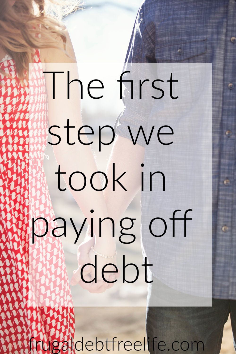 The first steps we took in paying off 36,000 in debt in two years on one income Lydia Senn.jpg