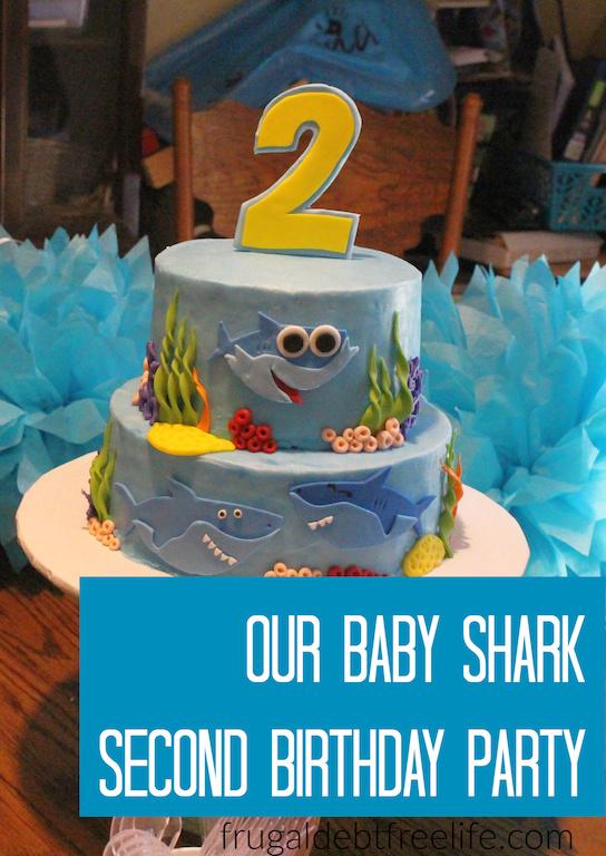 budget friendly baby shark second birthday party.jpg