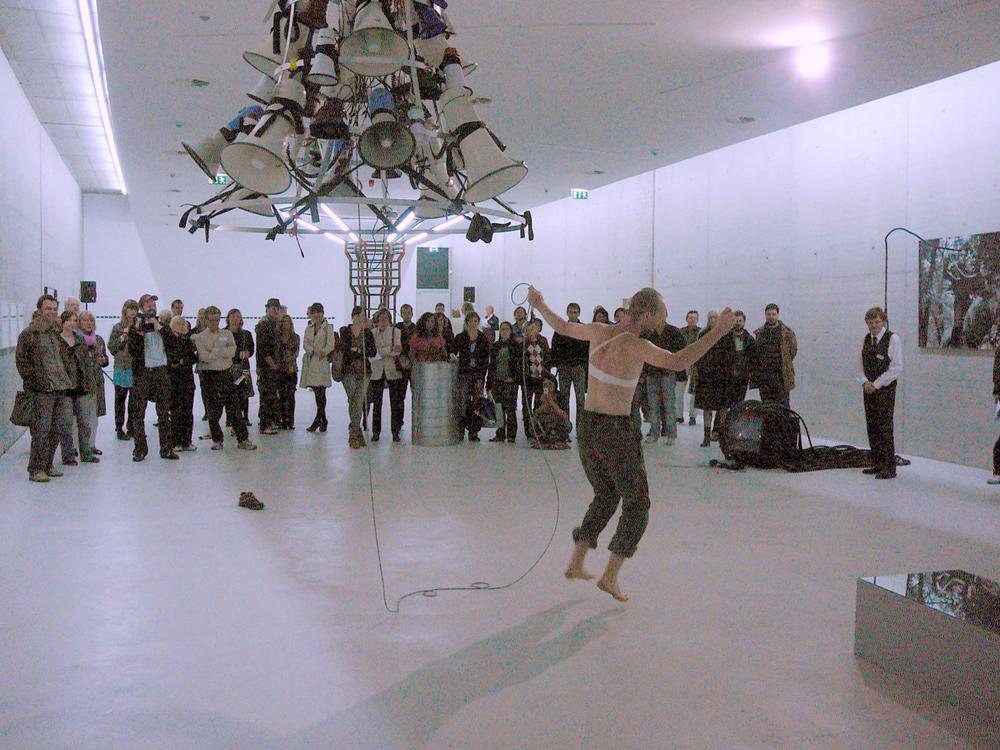 Heart Dance , 2009 @Andrey Ustinov