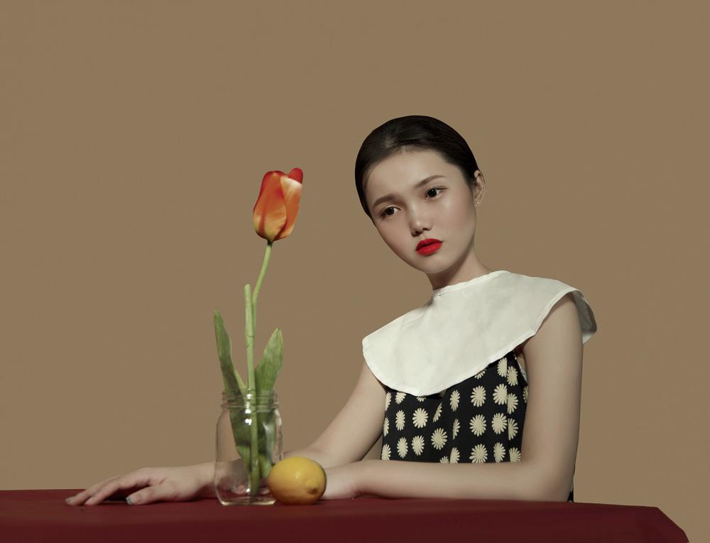 Imagination Portrait_8 , 2015 @Hailun Ma