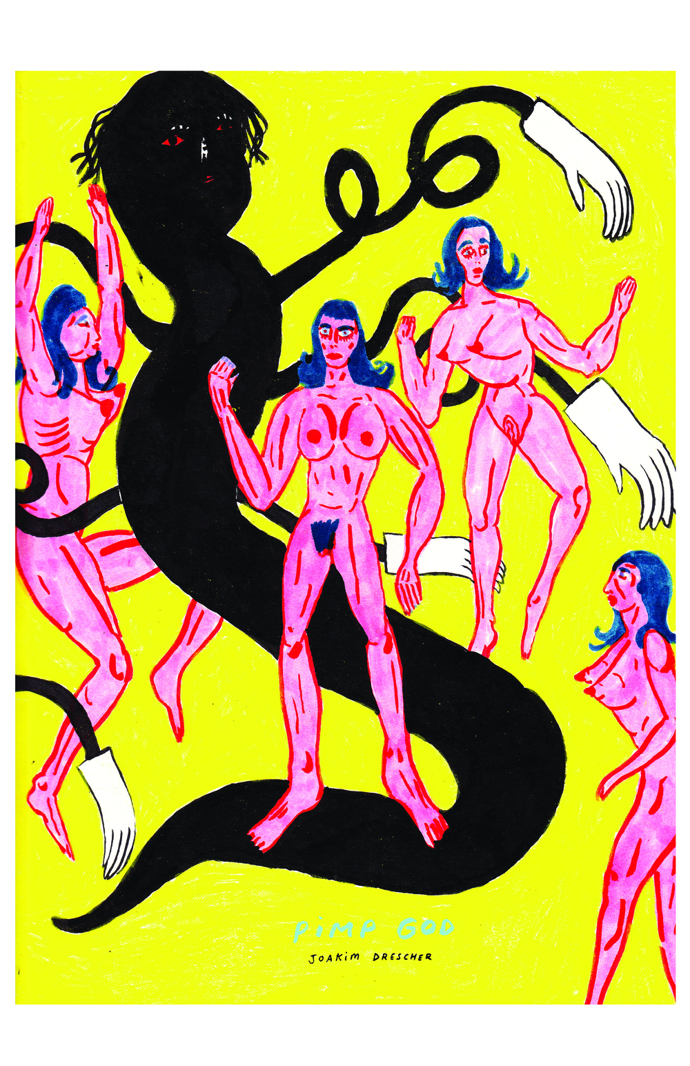 Pimp God , 2015 @Joakim Drescher
