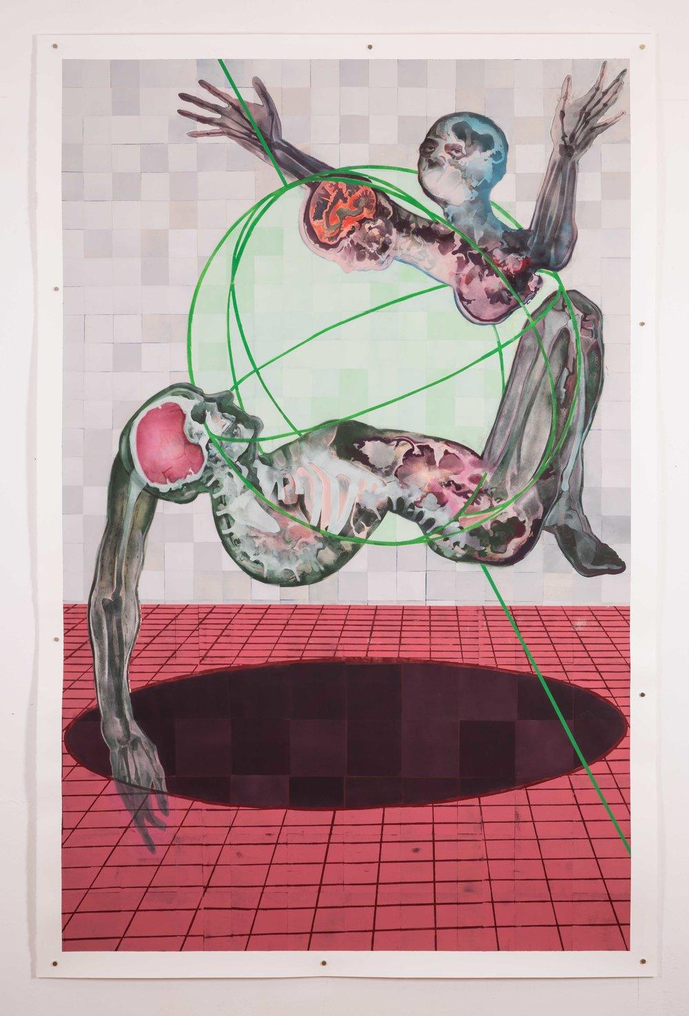 The Metamorphic Humanoid, 2017