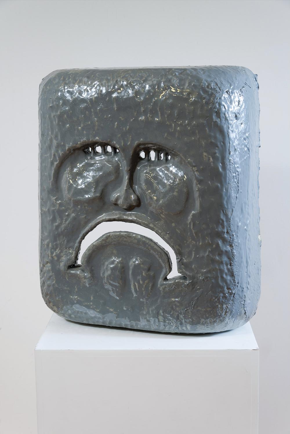Scene Object: Grimlock from Return to FOREVERHOUSE, 2016