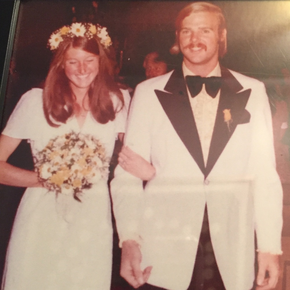 Happy Anniversary, Mom and Dad!