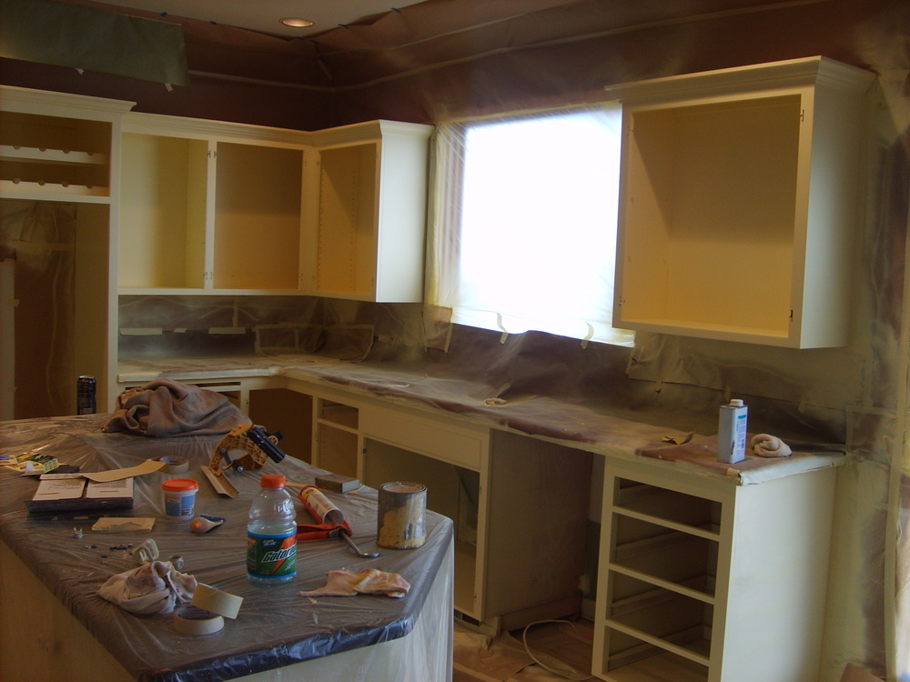 Interior cabinets gig harbor -during