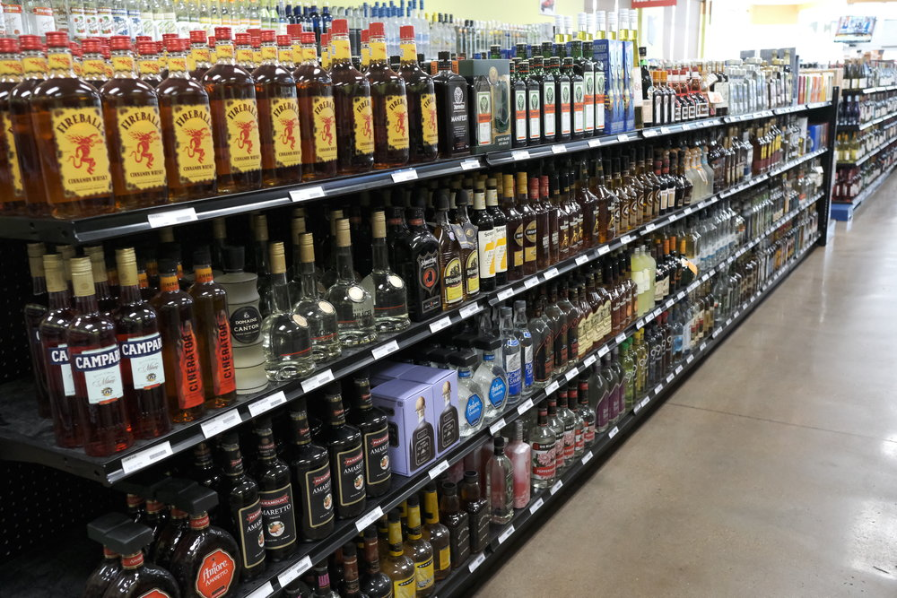 From cinnamon whiskies to blended scotches and honey liquors, we carry all of the odd selections that do not fit into the traditional categories. We also have an excellent selection of tequila!